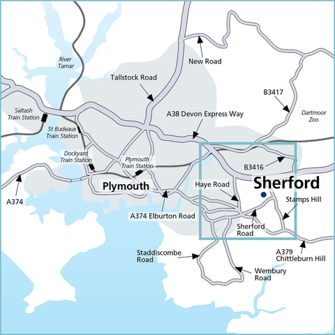 Sherford in Plymouth