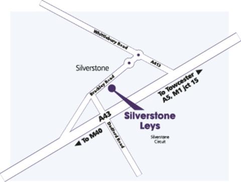 Silverstone Leys in Silverstone