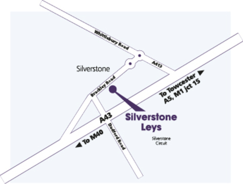 Silverstone, Northamptonshire NN12