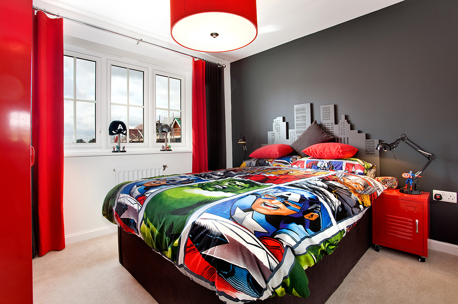 6. Typical Additional Bedtoom