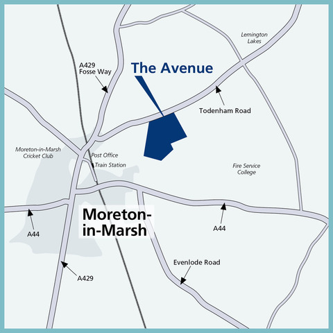 Moreton-in-marsh, Gloucestershire GL56