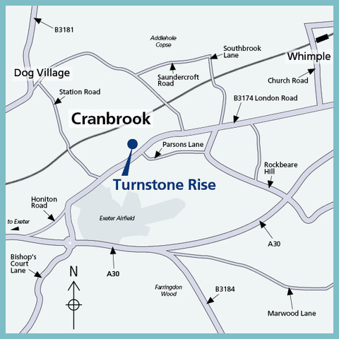 Turnstone Rise in Cranbrook
