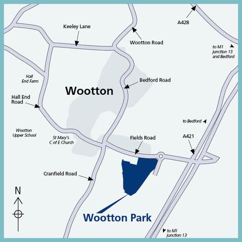 Wootton, Bedfordshire MK43