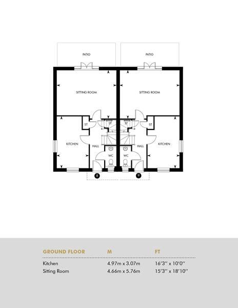 Plot 8 , Ground Floor