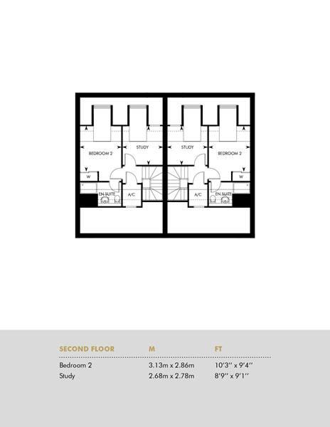 Plot 8 , Second Floor