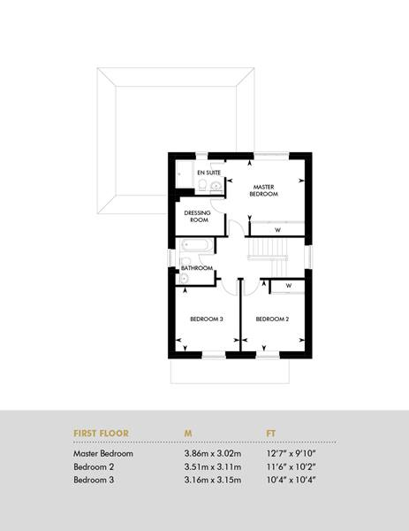 Plots 16, 17 & 18, First Floor