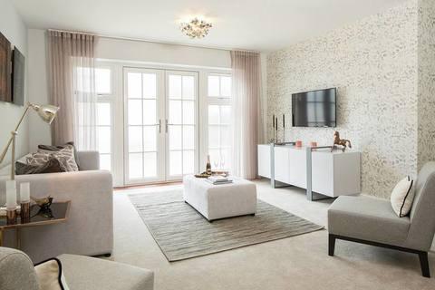The Ellis - Aria Apartments - Third Floor - Plot 30