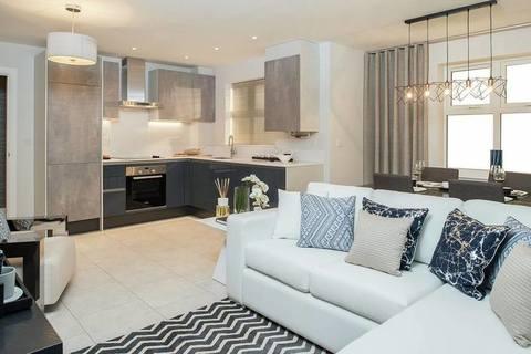 The Raeburn - Aria Apartments - First Floor - Plot 27