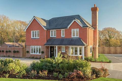 The Osmore - Double Garage - Plot 46