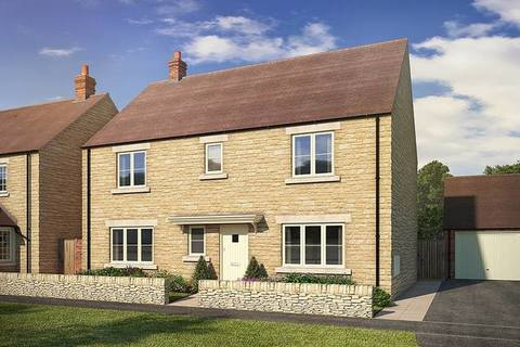The Gloucester with Garden Room_Meadows - Plot 67