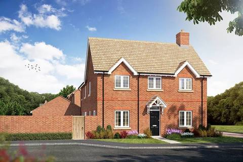 The Hurwick   semi detached   Plot 97