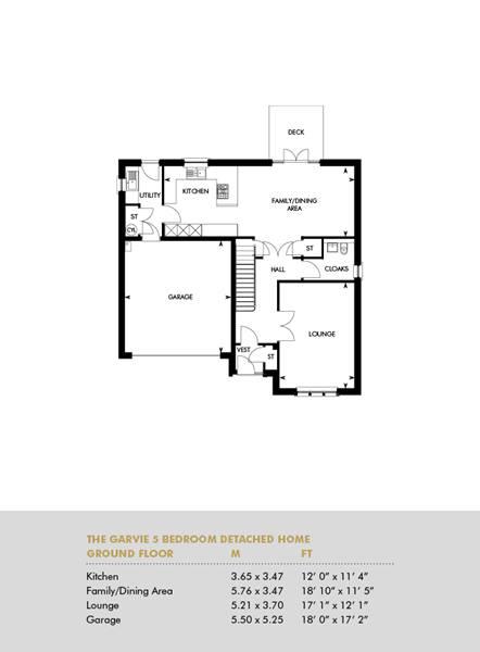 The Garvie, Ground Floor