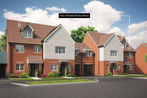 The Chichester Hulsfield - Plot 103