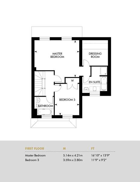 Plot 6 & 7, First Floor
