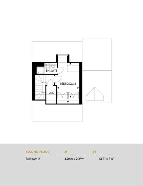 Plot 22 & 23, Second Floor