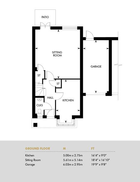 Plot 6 & 7, Ground Floor