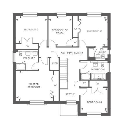 The Lewis, Floor 2