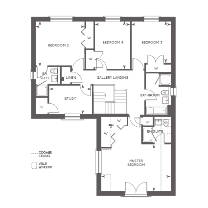 The Dewar, Floor 2
