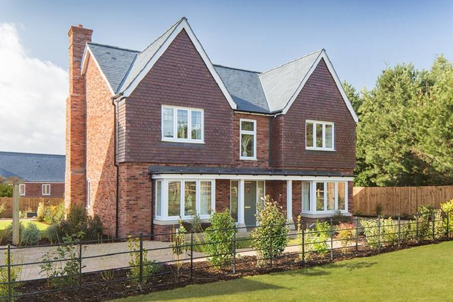 Cala homes in hagley worcestershire for Marlow builders