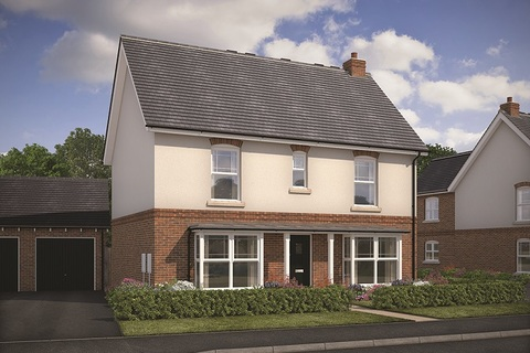 The Halford Fields - Plot 44