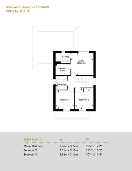 Plots 16, 17 & 18, First Floor