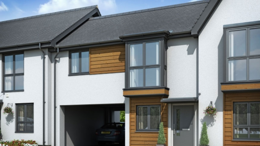Outstanding 1 Bedroom House In Plymouth New Houses For Sale Newhouses Home Interior And Landscaping Oversignezvosmurscom