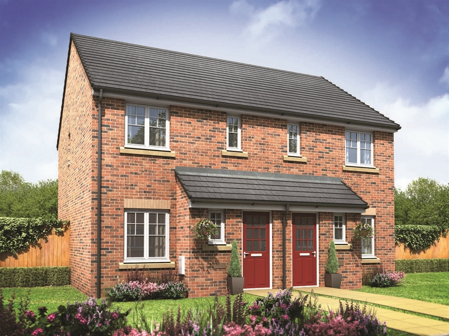 2 Bedroom House In Stanway New Houses For Sale Newhouses