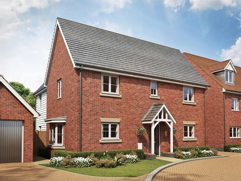 Oakwood Meadows in Stanway