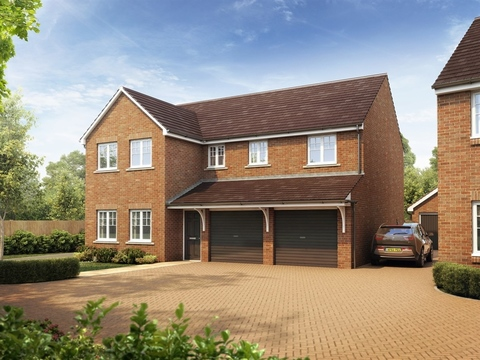 5 bedroom  house  in Mountsorrel