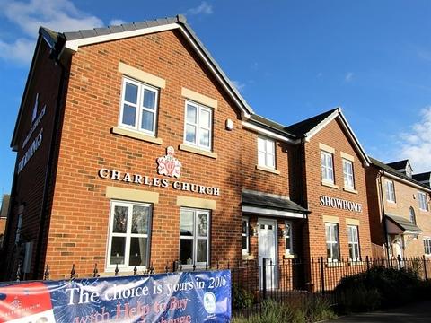 Willington, County Durham DL15