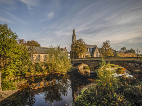 Morpeth, Northumberland NE61