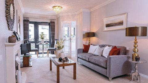 Plot 27 - 2 bedroom apartment