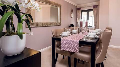 1 bedroom retirement apartment  in Waterlooville