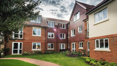 1 bedroom retirement apartment  in Waterlooville