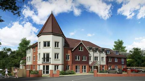 2 bedroom retirement apartment  in Waterlooville