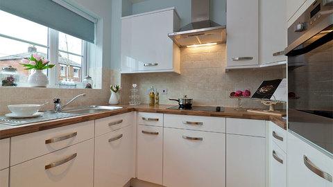1 bedroom retirement apartment  in Royal Leamington Spa