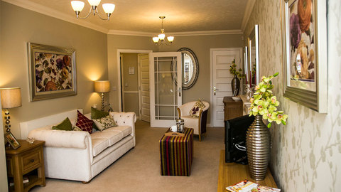 1 bedroom retirement apartment  in Royal Leamington Spa