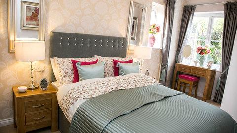 Plot 028 - 1 bedroom apartment