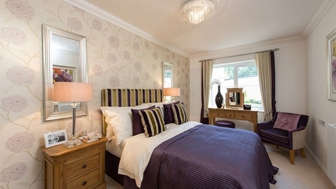2 bedroom retirement apartment  in Walton-on-thames