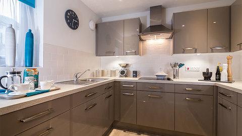 1 bedroom retirement apartment  in Stevenage