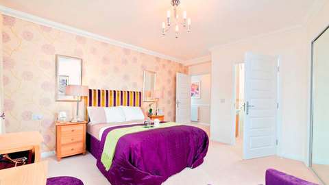 Plot 3 - 2 bedroom apartment