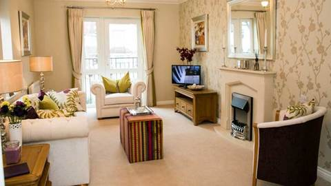 2 bedroom retirement apartment  in Cirencester
