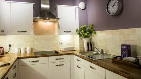1 bedroom retirement apartment  in Cirencester