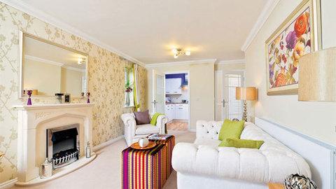 2 bedroom retirement apartment  in Caterham
