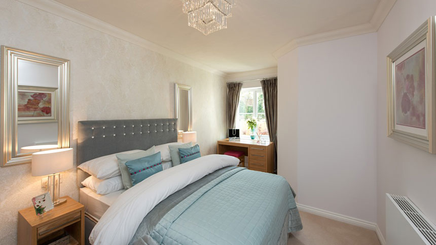 2 Bedroom Retirement Apartment In Leatherhead New Homes