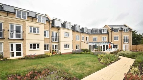 1 bedroom retirement apartment  in Bicester