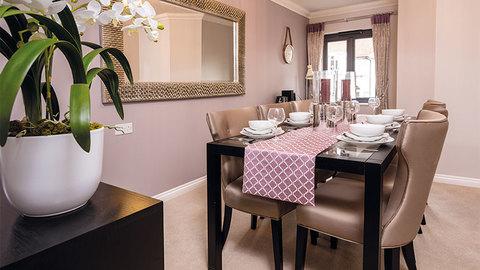 1 bedroom retirement apartment  in Bicester