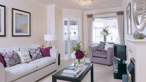 2 bedroom retirement apartment for sale