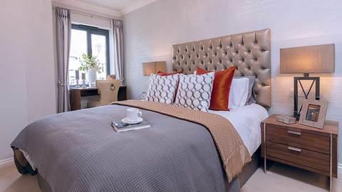 2 bedroom retirement apartment  in Penzance