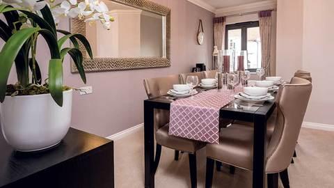 2 bedroom retirement apartment  in Nailsea